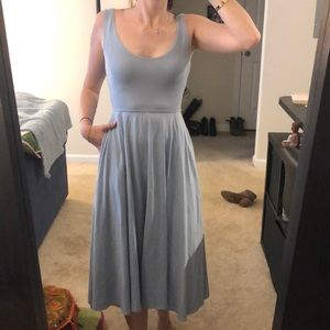 Reformation Rou Dress with Pockets- small